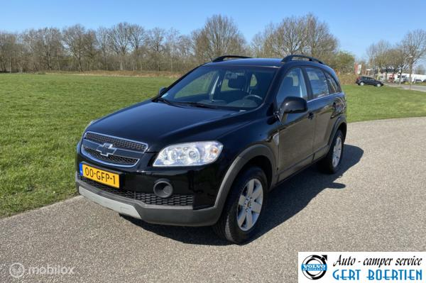 Chevrolet Captiva 2.0 VCDI Style 2WD 7 pers