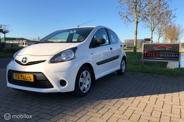 Toyota Aygo 1.0-12V Now 5drs Airco