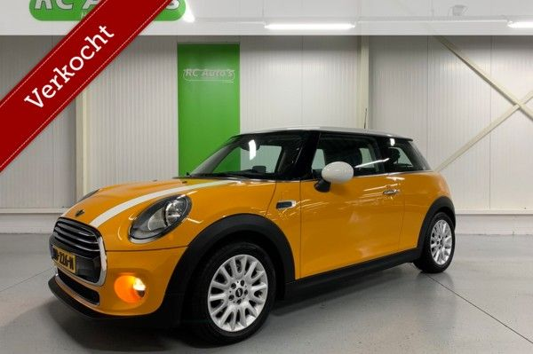 Mini Mini 1.5 Cooper Chili Business NAVI-LEER-SPORTSTOEL-CRUISE