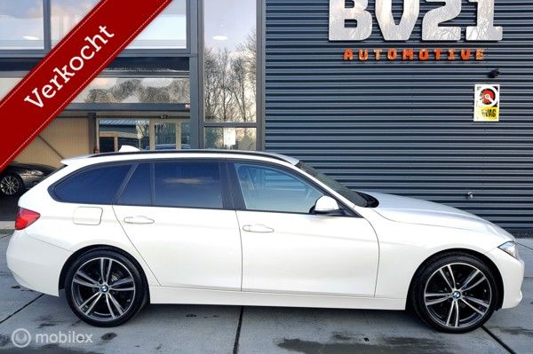 BMW 3-serie Touring 320d 184pk xDrive (4Wd) High Exe + div.opties