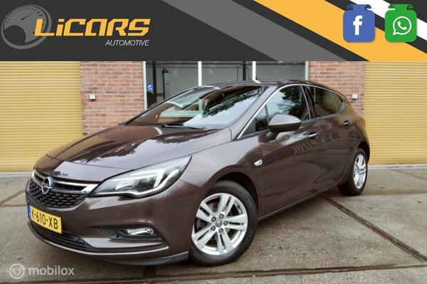 Opel Astra 1.4 T 150pk Innovation/camera/all season banden