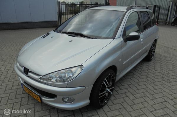 Peugeot 206 SW 1.6-16V Quiksilver- AIRCO -CRUISE- 134.200 KM
