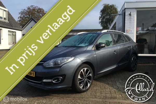 Renault Megane Station III 1.5 dCi BOSE | Automaat |