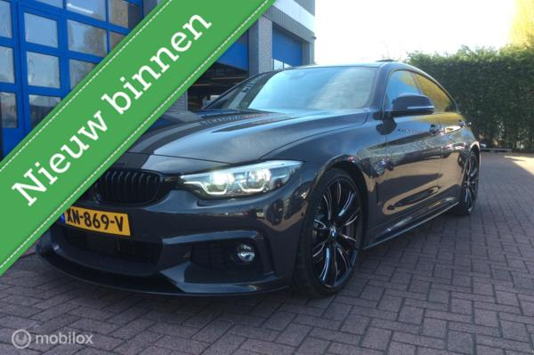 BMW 4-serie Gran Coupe  420i High Executive M Performance nap