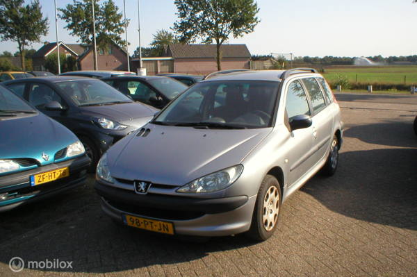 Peugeot 206 SW 1.4 HDi X-line
