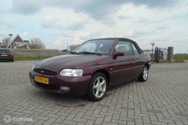 Ford Escort Cabrio - 1.8 XR3I