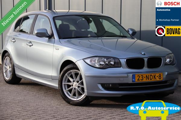 BMW 1-serie 116i Corporate Business Line AUTOMAAT