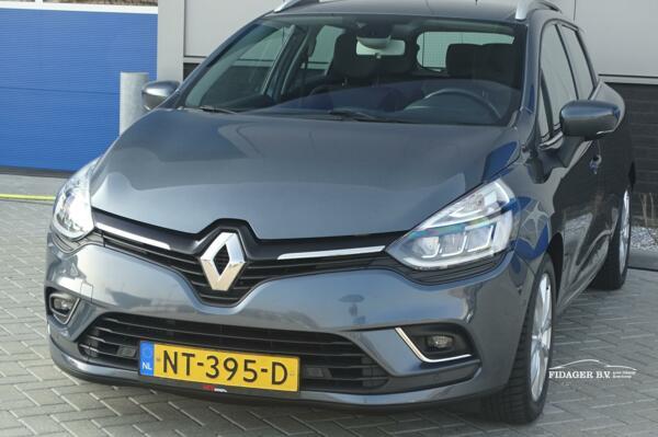Renault Clio Estate 1.5 dCi Intens, automaat, R-Link, camera