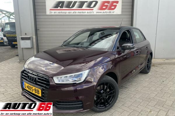 Audi A1 Sportback 1.4 TFSI Design Pro Line Plus