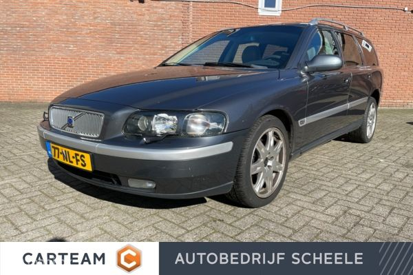 Volvo V70 2.5 T AWD Geartronic Titanium | Youngtimer