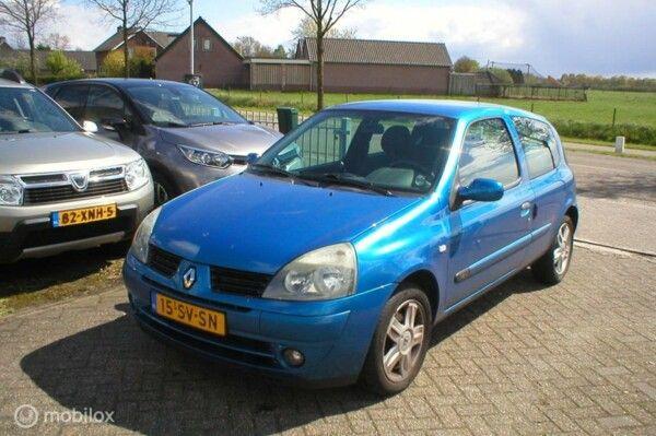 Renault Clio - 1.2-16V Community