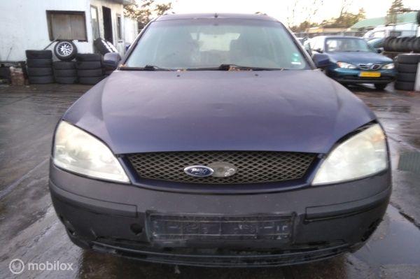 Ingekocht voor onderdelen Ford Mondeo  2.0 TDCi 2001 - 2006