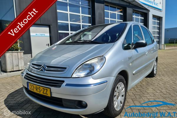 Citroen Xsara Picasso 1.6i Attraction # Klima/Airco | APK 4-2022| Trekhaak | Distri vv | PDC