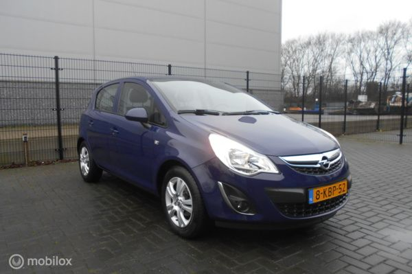 Opel Corsa 1.2-16V Design Edition AUTOMAAT!! TREKHAAK!!