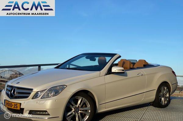 Mercedes E350 CGI Elegance Cabrio