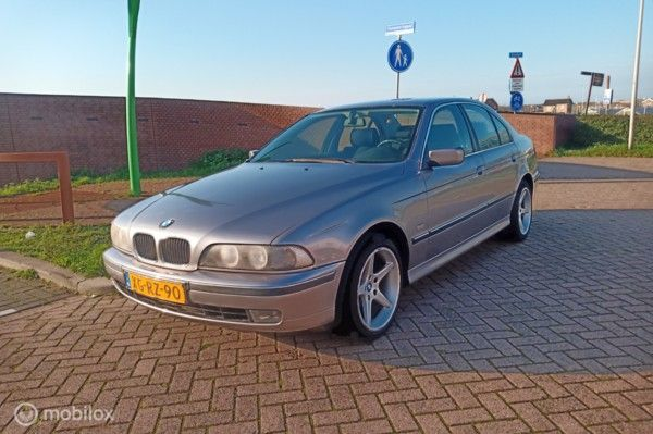 BMW 5-serie 520i Executive automaat