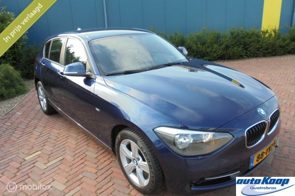 BMW 1-serie F20 116d Business Sportline
