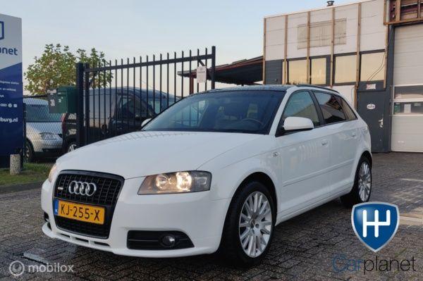 Audi A3 Sportback 1.6 Attraction