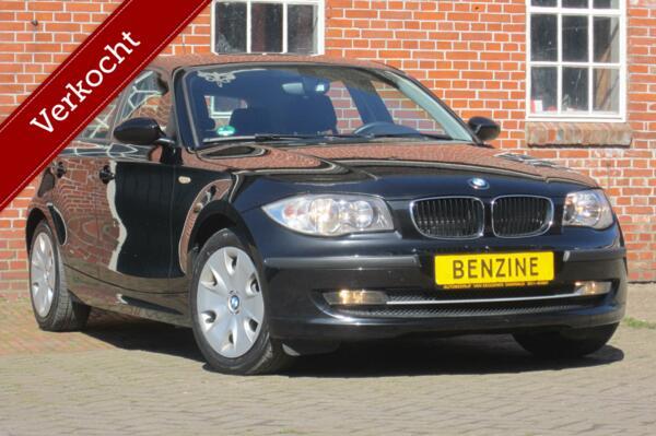 BMW 1-serie 116i Corporate122 PK/5 drs / incl garantie