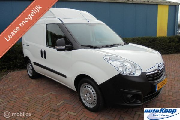 Opel Combo 1.6 CDTi L1H2 Edition Trekhaak  Airco