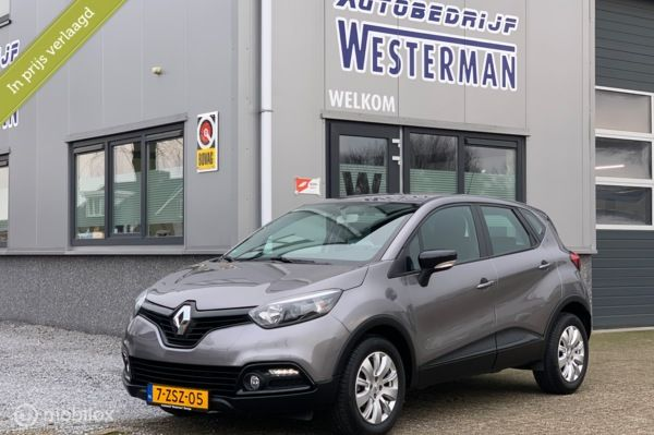 Renault Captur Expression !!28dkm!! Airco Cruise Led Lmv Pdc etc.