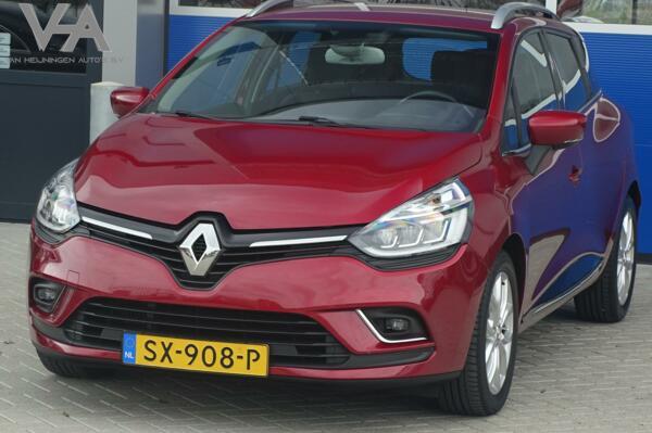 Renault Clio Estate 1.5 dCi Intens, stoelverw. keyless, PDC