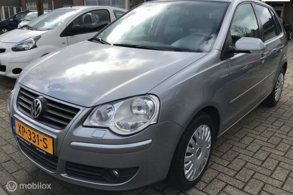 Volkswagen Polo - 1.2-12V UNITED 140.DKM AIRCO STOELVERW pdc 5-DRS APK 09-06-2021