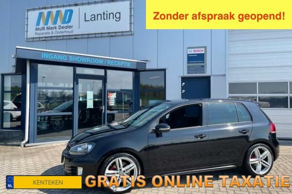 Volkswagen Golf 2.0 GTI  211 PK airco cruise