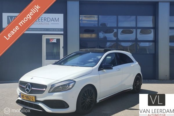 Mercedes A-klasse 180 AMG Edition 1 Night Package 180PK