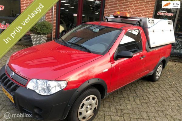 Fiat Strada Pick-up - Pick-up 1.3 MultiJet