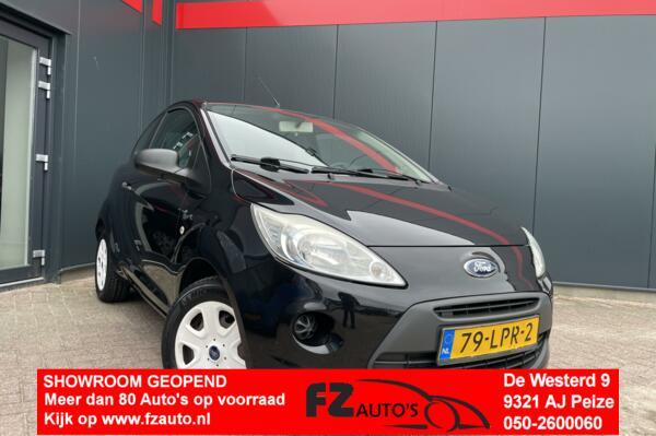 Ford Ka 1.2 Limited   Metallic   Zuinig   Stadsauto  