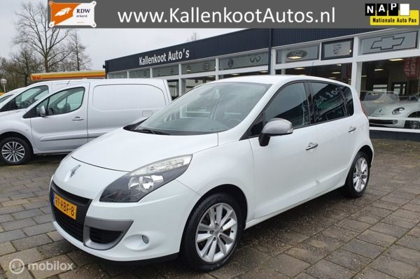 Renault Scenic 1.4 TCe Parisienne, Navi, Clima, Cruise, PDC