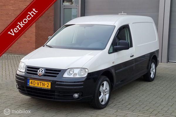 Volkswagen Caddy Bestel 1.9 TDI Maxi_Airco_Marge