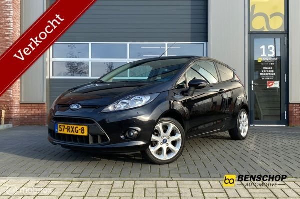 Ford Fiesta 1.25 S-Edition NL Auto grote beurt Distributie