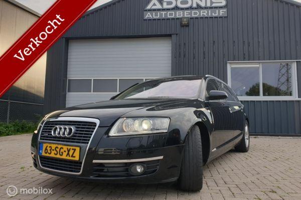 Audi A6 Avant 3.0 TDI quattro Verkocht