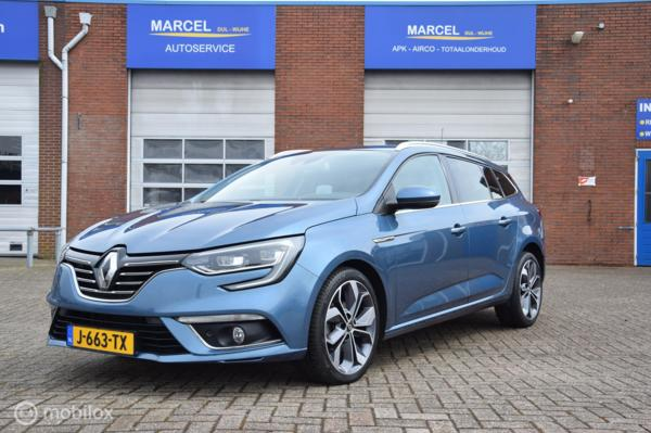 Renault Megane Estate 1.2 TCe Bose alle opties!