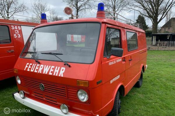 Verkocht Volkswagen LT  35 30 dkm brandweer technisch 100%