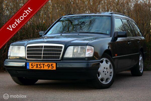 Sublieme Mercedes W124 E280 Kombi AUT airco/schuifdak/cruise