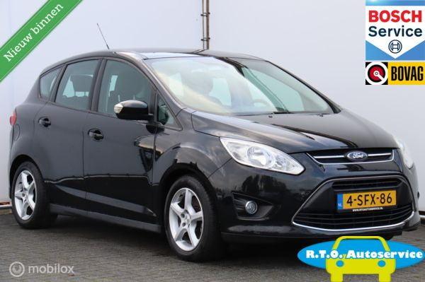 Ford C-Max 1.6 TDCi Trend SLECHTS 125000 KM NETTE AUTO !!