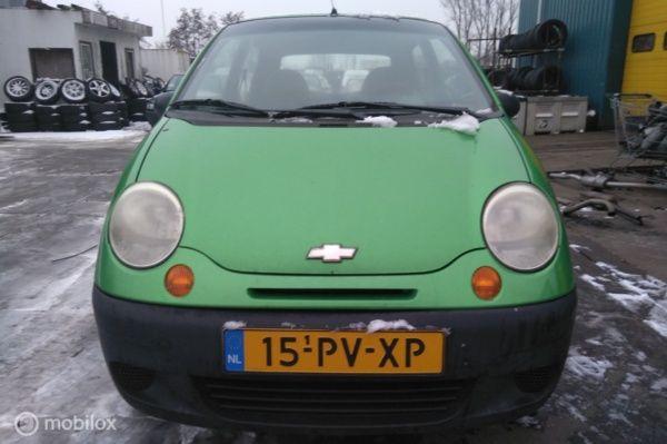 Ingekocht voor onderdelen Chevrolet Matiz 0.8  1998 - 2005
