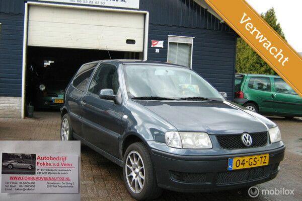 Volkswagen Polo 1.4  Garantie,inruil mog Ook APK AFgekeurd