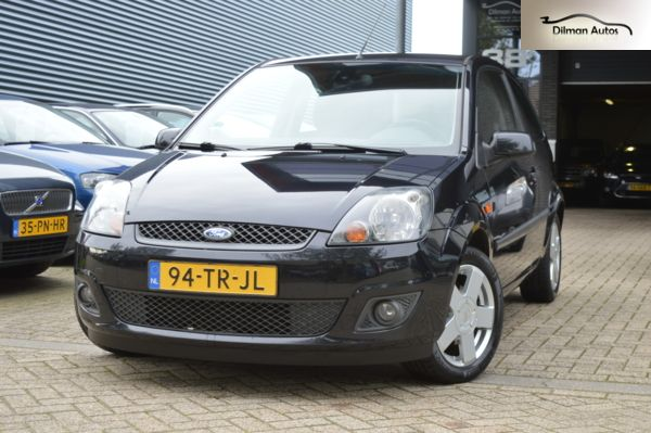 Ford Fiesta 1.3-8V Ambiente 2007!Airco!Dealer OH!Nap!Nwst!!