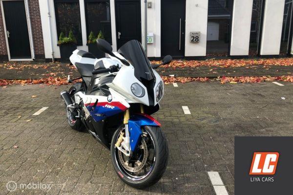 BMW S1000 RR Nieuwstaat Dtc quickshift Abs handvatverwarming