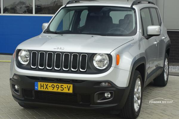 Jeep Renegade 1.4 MultiAir Longitude, NL, trekhaak, keyless