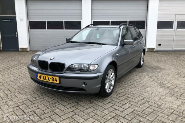 BMW 3-serie Touring 316i Executive Nieuwe APK
