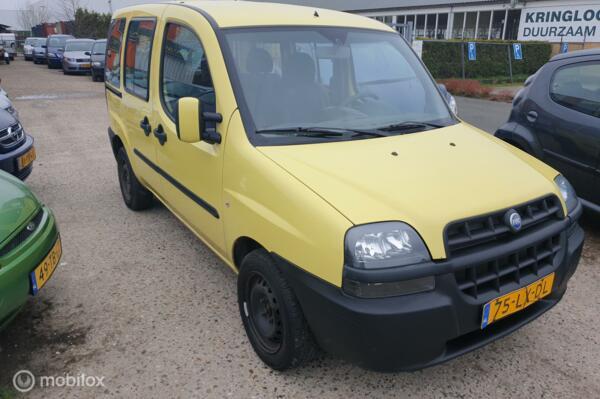 Fiat Doblo 1.9 JTD ELX 5 persoons