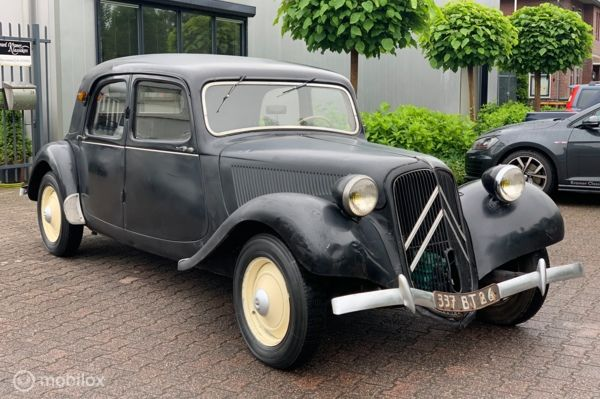Citroen Traction Avant 11B 1947 Wieltje