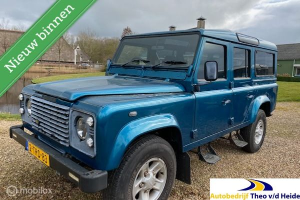 Land Rover Defender  2.5 110 Td5 County