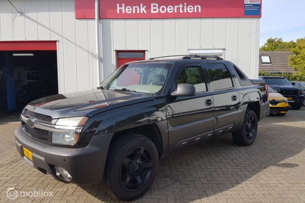Chevrolet USA Avalanche 5.3 4WD 1500