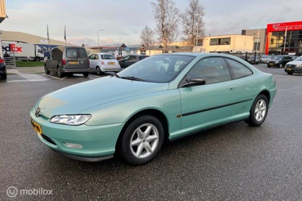 Peugeot 406 - 2.0 16V Coupe Pack